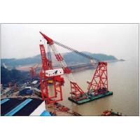 Buy cheap Cyprus,Czech Republic,Colombia floating crane sell charter supply crane barge 100T TO 5000T from wholesalers