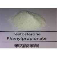 Buy cheap Light Yellow Drostanolone Propionate Raw Powder Anabolic Steroids For Muscle Growth from wholesalers