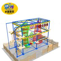 Buy cheap Funny Childrens Indoor Play Equipment , Commercial Soft Play Area Equipment from wholesalers