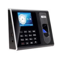 Buy cheap Network Punch Card Fingerprint Attendance Machine Time Recorder from wholesalers