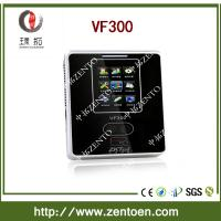 Buy cheap biometric time recording VF300 face recognition time attendance machine from wholesalers