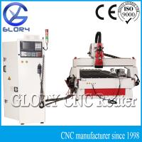 Buy cheap China High Quality ATC CNC Router with Linear Auto Tool Changer from wholesalers