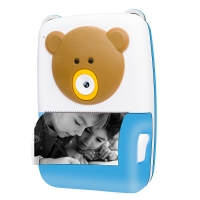 Buy cheap Mini rechargeable instant photo video kids printer camera with Thermal Print and support 32G TF card storage from wholesalers