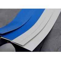 Buy cheap 1.0 Meters Width Flat Plastic Roofing Sheets White Film Soft Waterproof Frosted Pvc Sheet from wholesalers