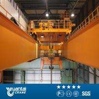 Buy cheap Yuantai Supply design and low cost double girder overhead crane,eot crane 5t-550t from wholesalers
