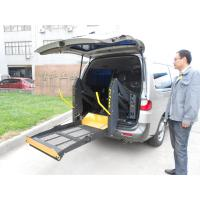 Buy cheap CE Hydraulic Wheelchair lift for van Electric Wheelchair Hoist from wholesalers