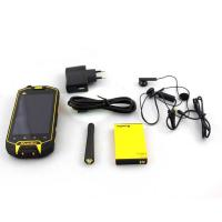 Buy cheap 3G Wifi Touchpad Mobile Phones , GPS Original Waterproof Android from wholesalers
