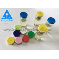Buy cheap Vials Top Customized Custom Vial Labels Logo Embossed For Anabolic Vials And Bottles from wholesalers