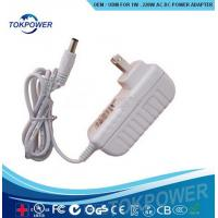 Buy cheap Wall Mount 12W 12V 2A AC Medical Power Supply Switching Wall Charger from wholesalers
