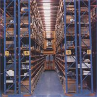 Buy cheap High-Density Narrow Aisle Pallet Racking / Shelves For Supermarket Store from wholesalers