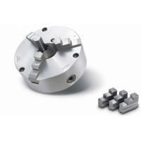 Buy cheap Gin 0.005mm HRC55 3 Jaw Lathe Chuck CNC Machine Accessories from wholesalers