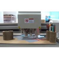 Buy cheap Paper Honeycomb Board flatbed sample maker cutter proofing machine from wholesalers