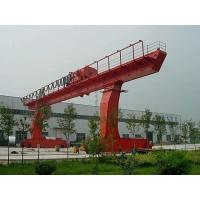 Buy cheap China Top Quality Electric Gantry Crane with Electric Hoist for Sale from wholesalers