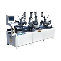 Buy cheap Four Angles Nailing Joining Machine For Wooden Frame product