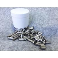 Toxic Free Materials Cobalt Chrome Alloy , Metal Alloy Used For Dental Fillings