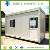 Buy cheap Tiny house kits container prefabricated flat pack office for sale from wholesalers