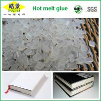 Buy cheap EVA Book Binding Adhesive Glue Hot Melt Pellets For Bookbinding Machine from Wholesalers