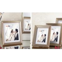 Buy cheap Solid Paint Glass Wedding Picture Frames , 6 X 8 Antique Glass Picture Frames from wholesalers