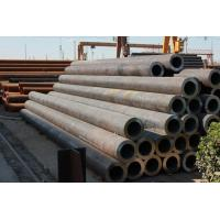 Buy cheap 5.8M / 6M or Customer ASTM A53, BS1387, DIN2244 Tube / Round Welded Steel Pipe from wholesalers