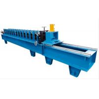 Buy cheap 2 inches Guide Rail Roll Forming Machine Material Thickness 1.5-2mm 12 Stations from wholesalers