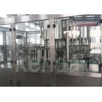 Buy cheap Full Automatic Water Packing Machine Bottle Filling Machine 500ml for Glass/PET Bottle from wholesalers