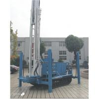 Buy cheap Multi Function Water Well Drilling Rig Track Mounted 200m Deep Water Hole from wholesalers