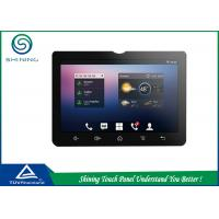 Buy cheap Black Frame Capacitive Touch Screen Dust Free For Office Video Phone from wholesalers