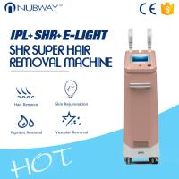 Buy cheap OEM ODM fda approved beauty products opt ipl shr laser hair removal machine for clinic from wholesalers