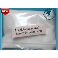 Buy cheap AICAR Sarms Raw Powder for Block Enzymes Both in Intracellular and Extracellular Levels from wholesalers