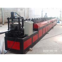 Buy cheap 0.3mm - 0.5mm Shutter Roll Forming Machine product