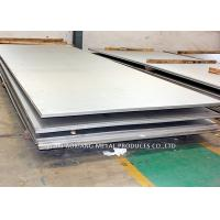 Buy cheap Titanium Surface Hot Rolled 304 Stainless Steel Sheet High Accuracy Available from wholesalers