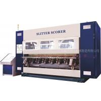 Buy cheap High Speed Computer Controlled Thin Blade Slitter Scorer Corrugated Cardboard Cutting from wholesalers