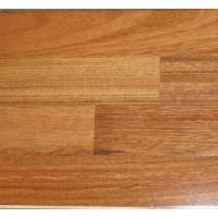 Buy cheap exotic Brazilian Cherry(Jatoba) engineered hardwood flooring with natural color from wholesalers