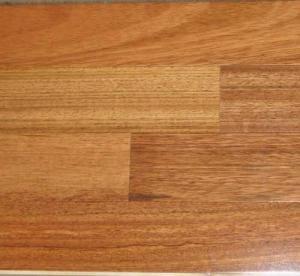 China exotic Brazilian Cherry(Jatoba) engineered hardwood flooring on sale