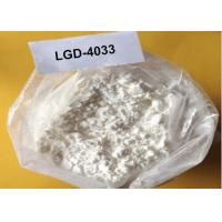 Buy cheap White SARMS Raw Powder LGD-4033 Ligandrol CAS 1165910-22-4 For Muscle Wasting Treatment from wholesalers