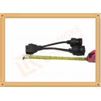 Buy cheap Female To Odb2 Extension Cable 16 Pin Adapter PVC Insulation CK-MFTY001 from wholesalers
