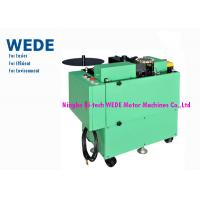 Buy cheap AC Motor Stator Insulation Paper Inserting Machine Mechanical Model No Damage product