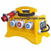 Buy cheap Portable distribution box for industrial power from wholesalers