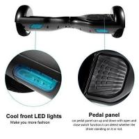 Buy cheap Teenager Two Wheel Balance Scooter Self Balancing Board With Bluetooth / LED Light from wholesalers