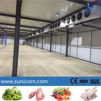 Buy cheap High Frozen Food Walk In Cold Room Fridge Freezer For High Racking System from wholesalers