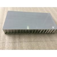 Buy cheap Waterproof Aluminium Honeycomb Sandwich Panel / Lightweight Honeycomb Panels  from wholesalers