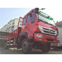 Buy cheap Truck Cargo Heavy Duty Lorry 8 Tons , Small Moving Truck For Transportation from wholesalers