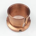 Buy cheap CNC machining  copper parts, CNC machining  copper parts, copper parts machining from wholesalers