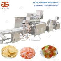 Buy cheap Hot Sale Prawn Cracker Making Line|Prawn Cracker Making Line Suppliers|Shrimp Cracker Making Machine from wholesalers