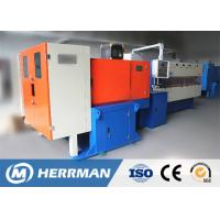 Buy cheap Heavy Duty Interlock Cable Production Machines , Al Alloy Cable Interlock Machine from wholesalers