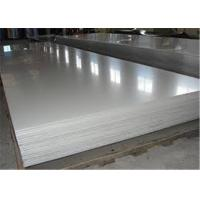 Buy cheap No. 4 Food Grade Stainless Steel Sheet , 300 Series Stainless Steel Sheet Metal Roll from wholesalers
