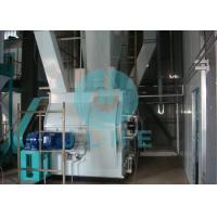 Buy cheap Electric Feed Pellet Production Line / Animal Feed Pellet Machine 3 ~ 5t/h from wholesalers