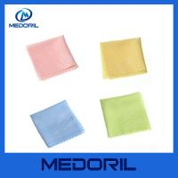 Buy cheap Shenzhen manufacturer custom design microfiber cleaning cloth from wholesalers