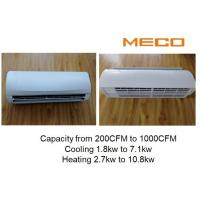 Buy cheap Apartment High Wall Fan Coil Unit 200CFM With Wireless Remote Controller from wholesalers