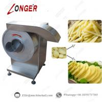 Buy cheap Potato Cutting machine|Automatic Potato Cutting Machine|Commercial Potato Cutting Machine|Fruit and Vegetable Cutter from wholesalers